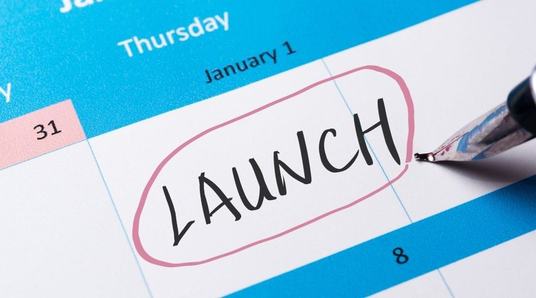 Product Launch Coming Up? Crank Your Content Marketing Machine into High Gear