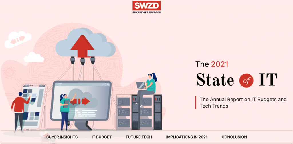 The 2021 State of IT Report